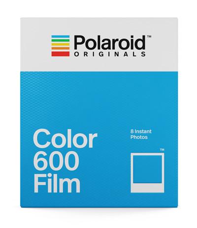 POLAROID 600 FILM FARBE