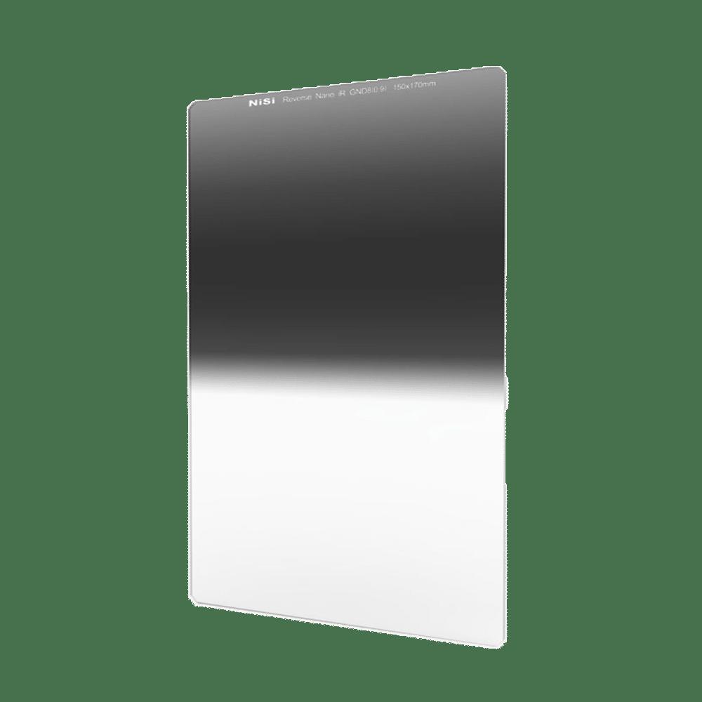 NiSi 150x170 Grauverlauf Reverse | GND 8 | 3 Stops