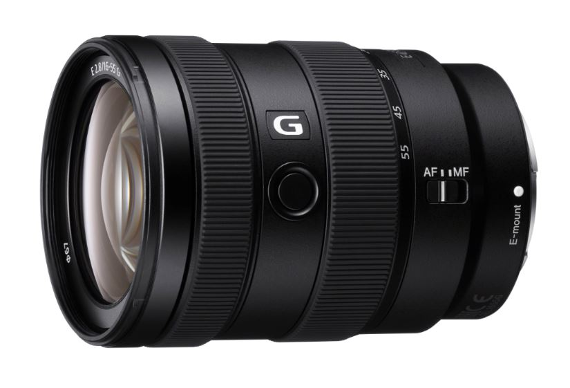 SONY SEL E 16-55MM F2.8 G